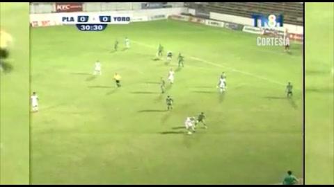 Platense 2-0 Yoro FC (Copa Presidente 2018)
