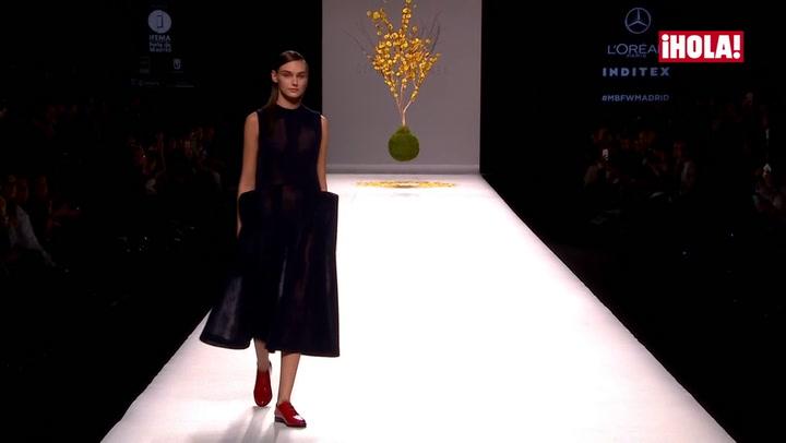 Fashion Week Madrid otoño-invierno 2018-19: Devota & Lomba