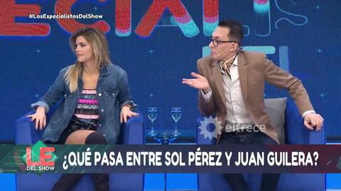 Sol Pérez reveló que está conociendo a un futbolista de River