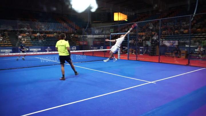 Resumen Octavos de Final (segundo turno) Estrella Damm Menorca Open