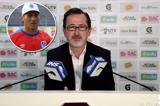 Saprissa confirma que su nuevo técnico extranjero será
