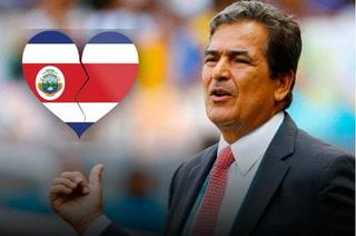 Jorge Luis Pinto y su reacción tras ser descartado en Costa Rica