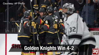 Golden Edge: Knights Beat The Kings