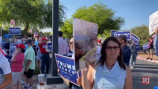 Protesters rally against Nevada election reform bill – Video