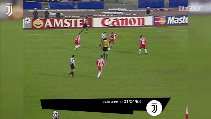 أفضل أهداف يوفنتوس أمام الأندية الفرنسية في تورينو