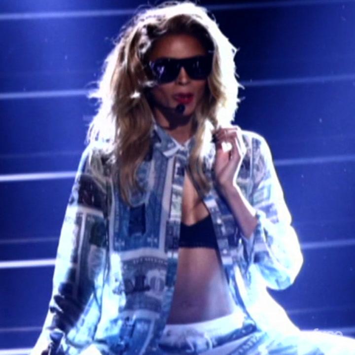 "Chris Brown & Nicki Minaj Perform New Song ""Love More"" at 2013 BET Awards"
