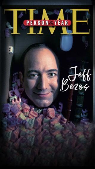 İyi ki doğdun Jeff Bezos. Olmasaydın, almazdık.