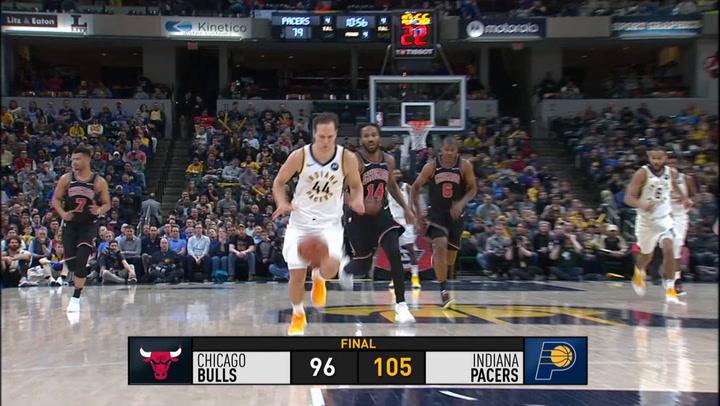 Resumen de la jornada de la NBA del 06/03/2019