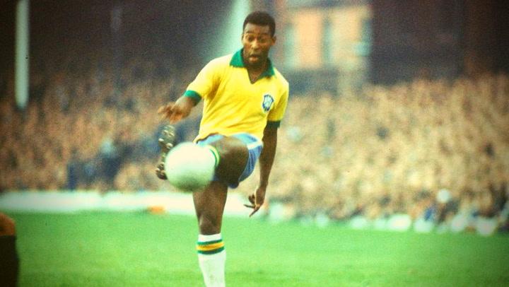Lo mejor de Pelé, 'O Rei' del fútbol