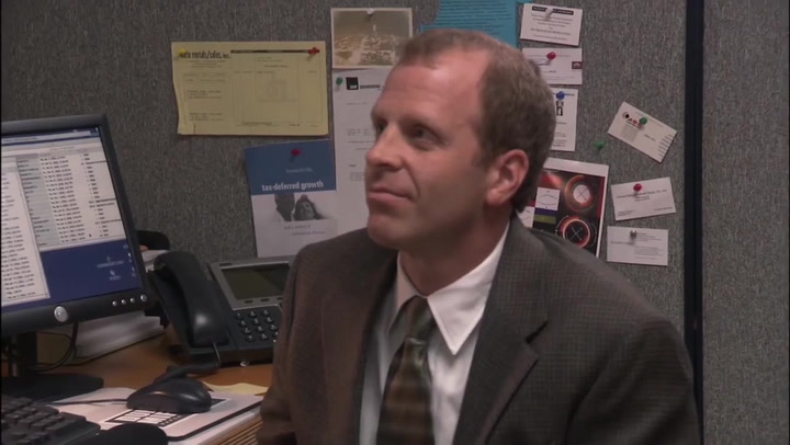 Who is Toby Flenderson?