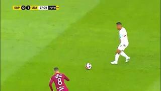 Alex López anota maravilloso gol en el clásico Saprissa - Alajuelense