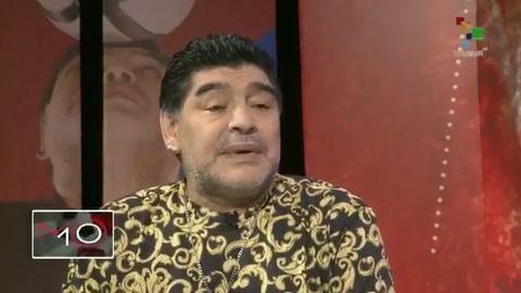 Maradona: No tenía esperanzas con la selección