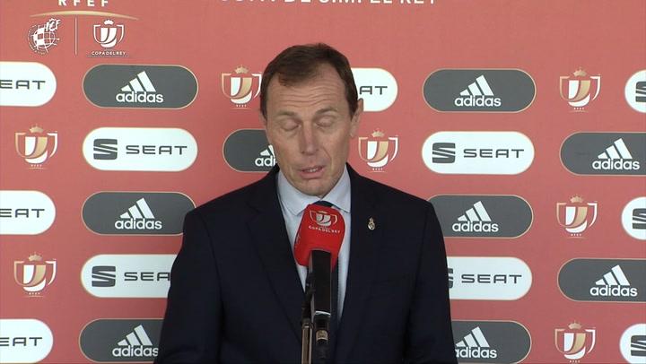 Butragueño y Ubarretxena analizan el Real Madrid - Real Sociedad de Copa
