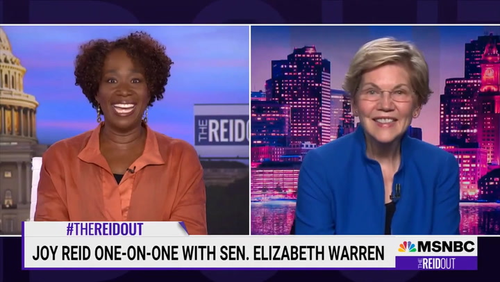 Warren: We Need Regulations on Tech to Ensure 'We Can Actually Hear the Truth'