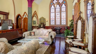 Victorian-Era Gothic Church in Ventura, CA Is a Divine Opportunity
