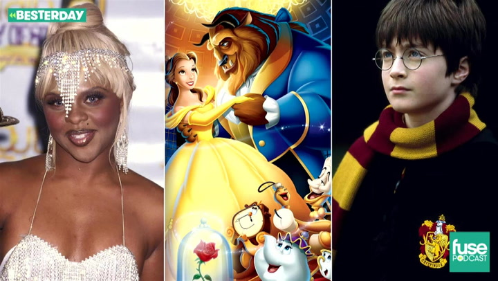 Harry Potter, Lil Kim, and Beauty and the Beast: Besterday Podcast