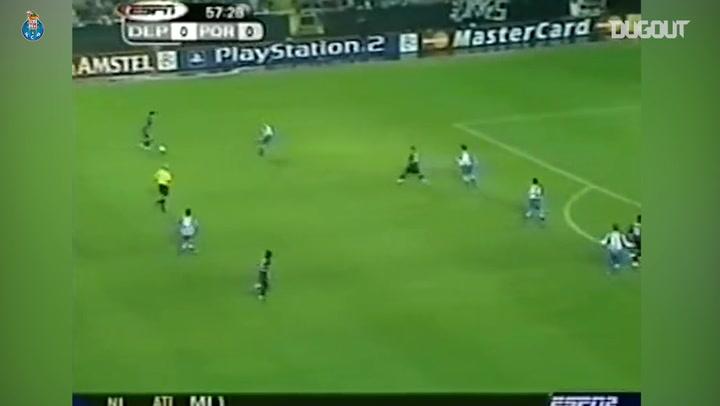 European Nights: Deportivo 0-1 FC Porto