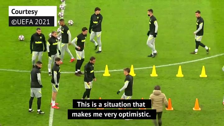 Simeone has complete faith in Atletico amid wobble