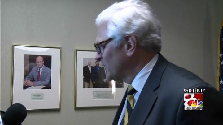 Foley: New athletic director Jim Sterk