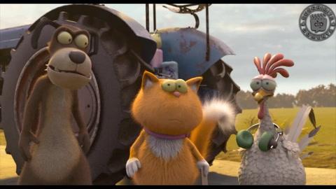 Estrenos de cine en Honduras: Agente 00-Gato
