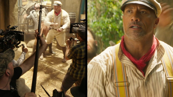 'Jungle Cruise' Featurette: Action Side By Side