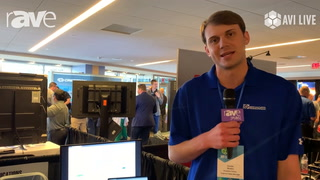 AVI LIVE: BroadData Communications Demos 1G Video-Over-IP Solution