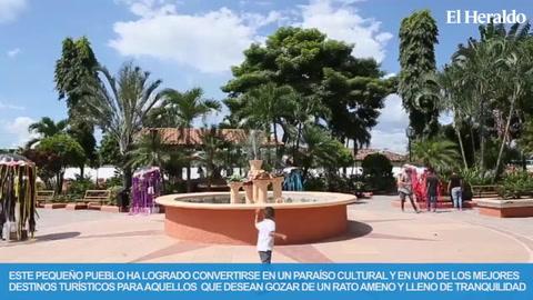 Un pueblo cultural, lleno de historia y arte: Así es Ajuterique