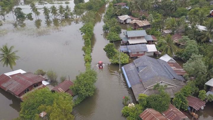 ฝนถล่ม ด่านขุนทด จมบาดาล 8 วัน นานสุดในรอบ 10 ปี