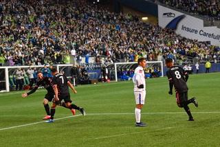 ¡Seattle Sounders le empata a Olimpia y los están eliminando!