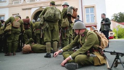 Los checos recuerdan la anexión de los Sudetes por Hitler hace 80 años