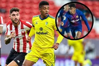 'Choco' Lozano recuerda cómo llegó al Barcelona B y qué vieron en él para ficharlo