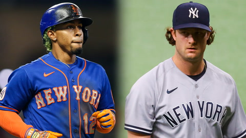 Concerns with Mets' Francisco Lindor, Yankees rotation, and all the no-hitters | SportsNite