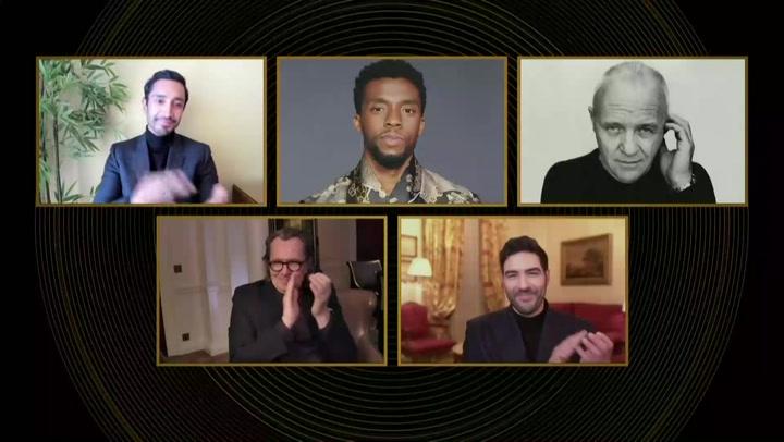 """""""Nomadland"""" hace historia en Globos de Oro virtuales"""