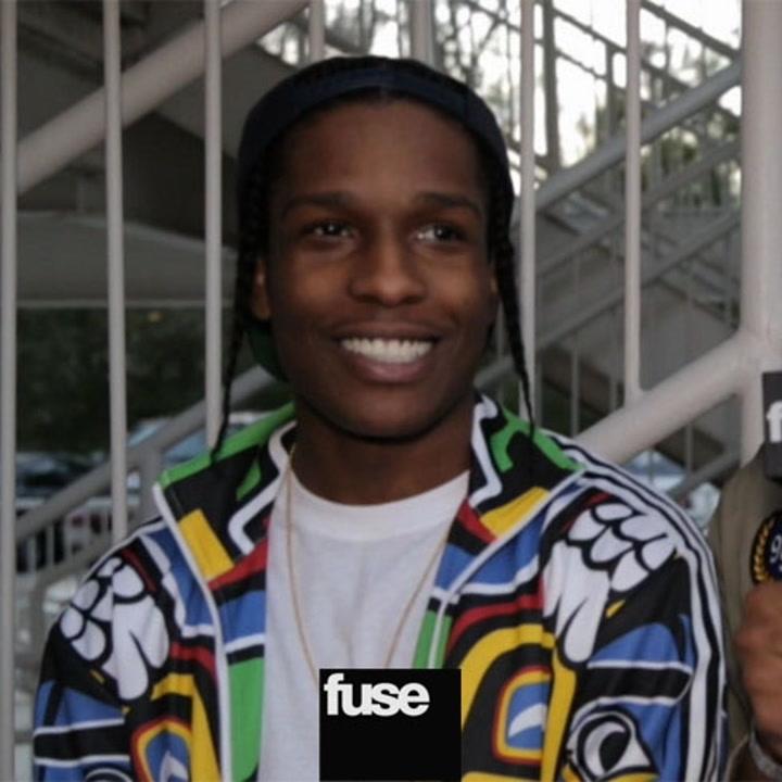 A$AP Rocky Talks Skrillex Music Video At H-Town Sneaker Summit: All-Star Edition