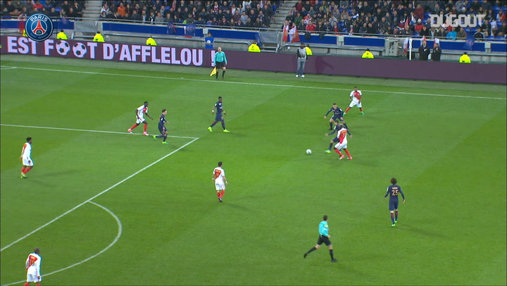 BEST VOLLEYS: CAVANI VS MONACO
