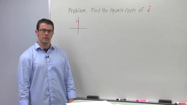 Finding the Roots of a Complex Number - Problem 2