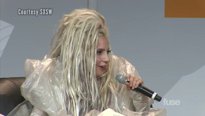 Lady Gaga Interview 4: SXSW 2014