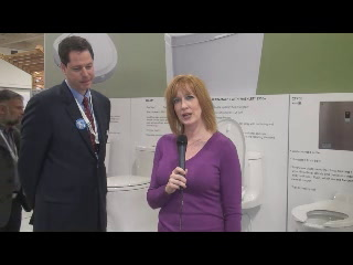 Greenbuild: Toto Washlets