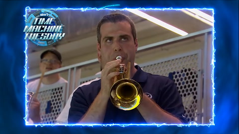 Time Machine Tuesday 2019: Steve Gelbs joins the band