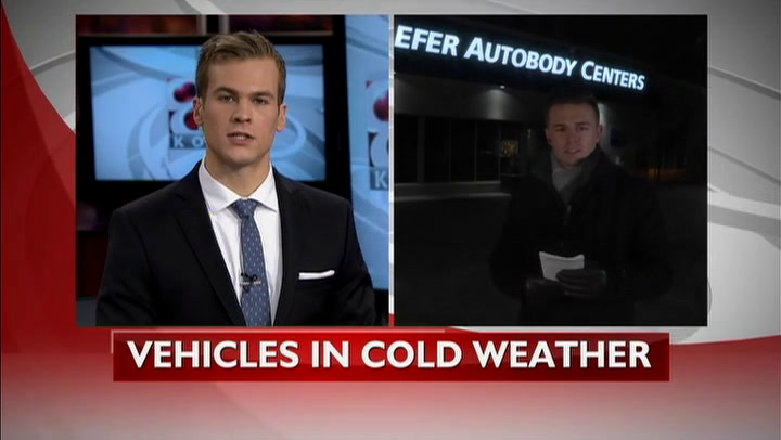Recent winter weather takes a toll on local cars