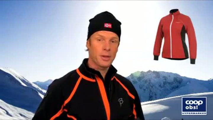 Bjørn Dæhlis skitips: Hvordan velge skiklær