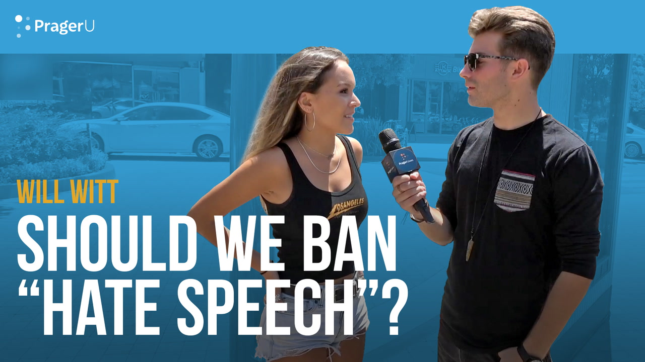 Will Witt Asks if We Should Ban