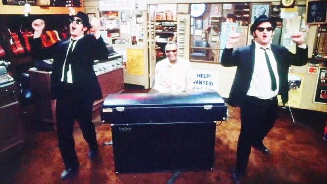 Trailer: Blues Brothers