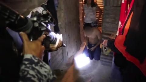 Una madrugada de combate a las pandillas en periferia de San Salvador