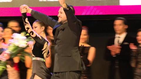 Una pareja argentina gana Mundial de Tango Escenario en Buenos Aires