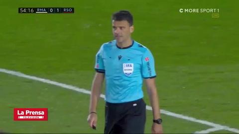 Real Madrid 1 - 1 Real Sociedad (Liga Española)