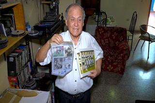 Chelato Uclés, el padre del fútbol hondureño