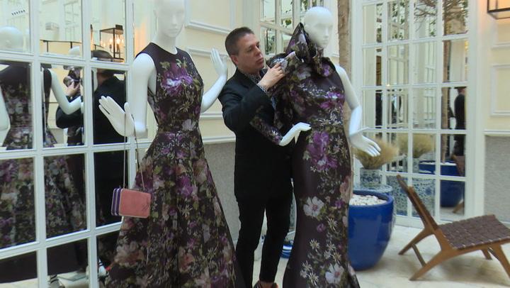 Aromas inspirados en vestidos: así es la primera colección de perfumes de Hannibal Laguna
