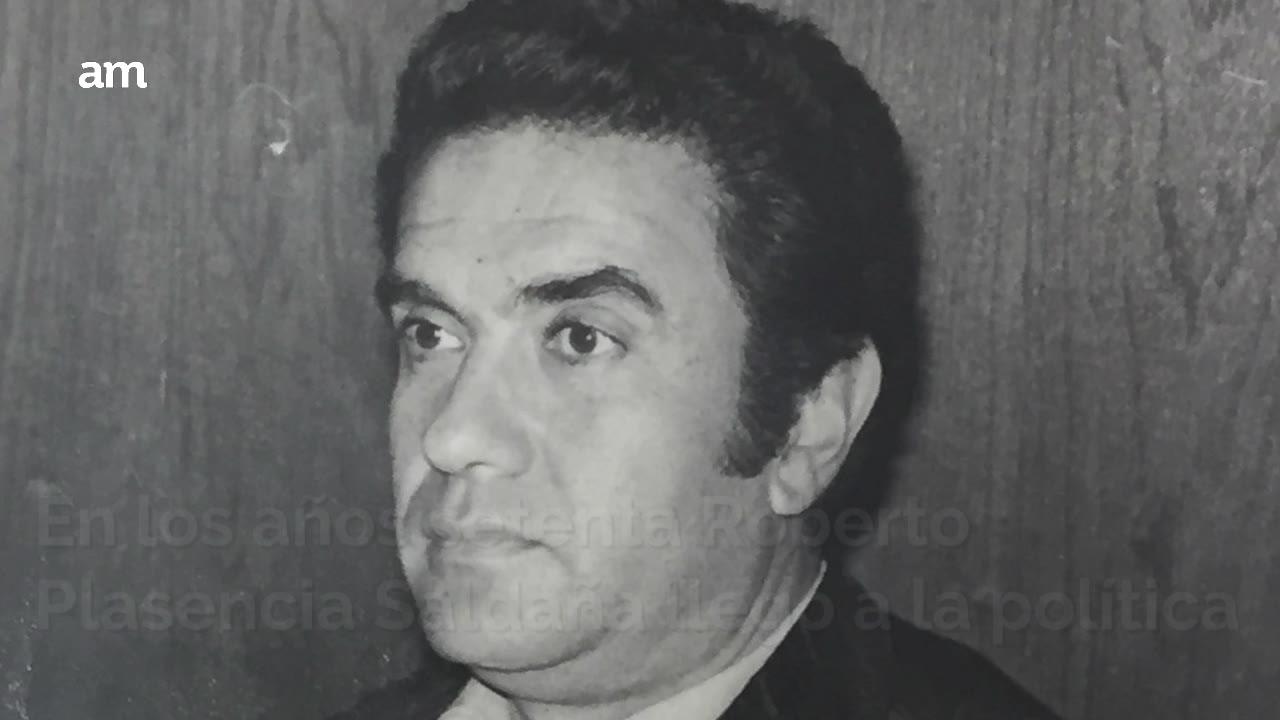 Roberto Plasencia Saldaña, el impulsor de León