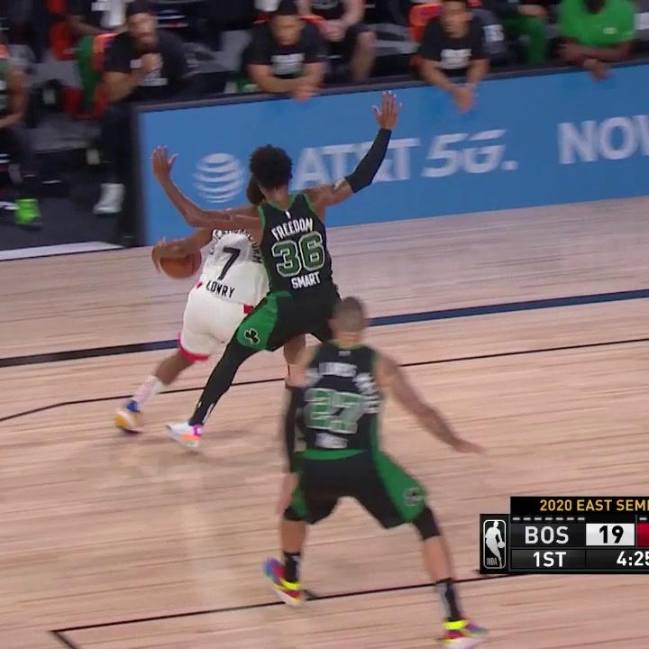 Tatum dicta sentencia ante Toronto y los Celtics se llevan una serie para la historia